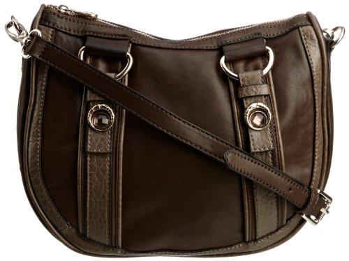 Miss60 Accessories Women's Gizha Large Crossbody Bag