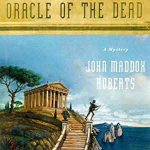 SPQR XII: Oracle of the Dead Audiobook