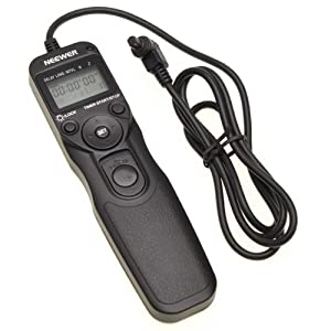Digital Timer Remote (EZA-C3) for Canon EOS 1Ds Mark II & 1Ds Mark III