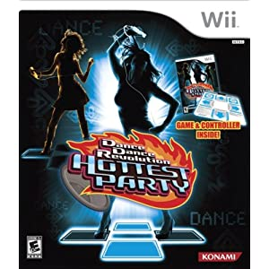 Dance Dance Revolution Hottest Party Bundle
