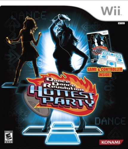 Dance Dance Revolution Hottest Party Bundle