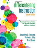 img - for Differentiating Instruction: Planning for Universal Design and Teaching for College and Career Readiness book / textbook / text book
