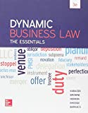 img - for Dynamic Business Law: The Essentials with Connect book / textbook / text book
