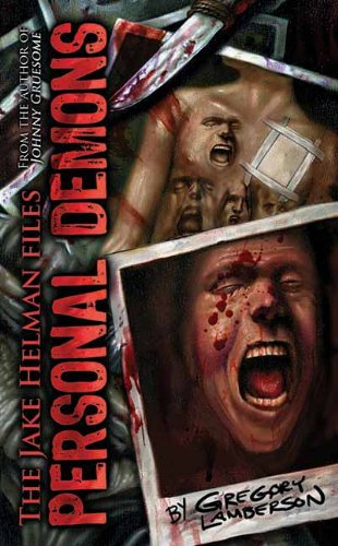 Personal Demons (The Jake Helman Files, #1)