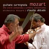 5 Violin Concertos / Sinfonia Concertante (Bril)
