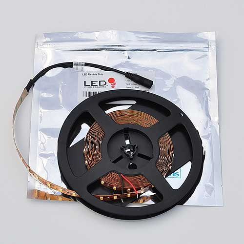 Ledwholesalers Brightest 16.4 Ft Non-waterproof