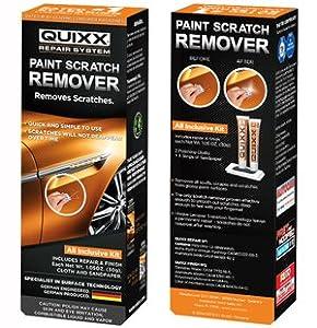 quixx 00070 us paint scratch remover kit automotive. Black Bedroom Furniture Sets. Home Design Ideas