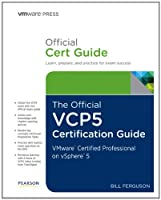 The Official VCP5 Certification Guide Front Cover