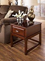 Hot Sale Lance Chair Side End Table with Drawer