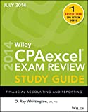 img - for Wiley CPAexcel Exam Review Spring 2014 Study Guide: Financial Accounting and Reporting (Wiley Cpa Exam Review) book / textbook / text book