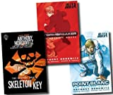 Anthony Horowitz Alex Rider Graphic Novels 3 book Set Pack Collection RRP: £ 24.97 (Skeleton Key, Point Blanc, Stormbreaker) (Alex Rider Graphic Novels)