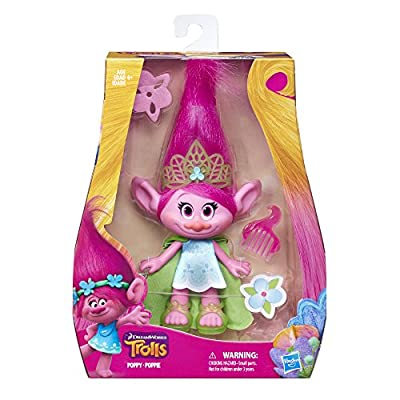 DreamWorks Trolls Poppy 9-Inch Figure by Hasbro