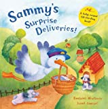 Sammy's Surprise Deliveries!: A lift-the-flap baby animal book Rachael Mortimer