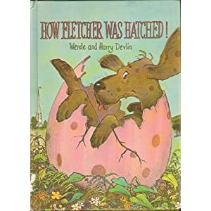 _How Fletcher Was Hatched_ book cover.