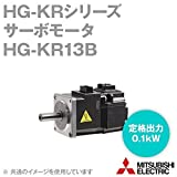 三菱電機 HG-KR13B サーボモータ HG-KRシリーズ 電磁ブレーキ付 (低慣性・小容量) (定格出力容量 0.1kW) (慣性モーメント 0.0837J) NN