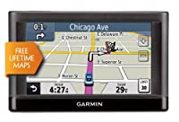 Garmin nvi 42LM 4.3-Inch Portable Vehicle GPS with Lifetime Maps (US) by Garmin