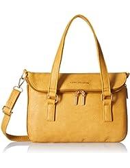 Lino Perros Women's Handbag (Beige) - B01HT49RGM