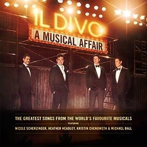 Il divo a musical affair amazon exclusive version music - Il divo streaming ...