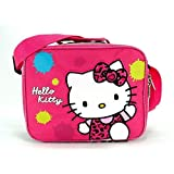 Hello Kitty- Lunch Box - Color Splash (Color: multi-colored, Tamaño: 8