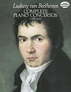 Complete Piano Concertos In Full Score Music Series Dover Music Scores by Dover Publications Inc.