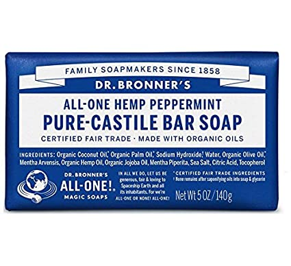 Organic Soap Brands Organic Castile Bar Soap