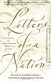 Letters of a Nation (0767903315) by Carroll, Andrew