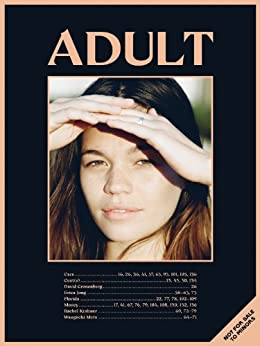 Adult Magazine - Issue #1