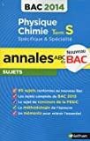 ANNALES BAC 2014 PHYS-CHIMIE S