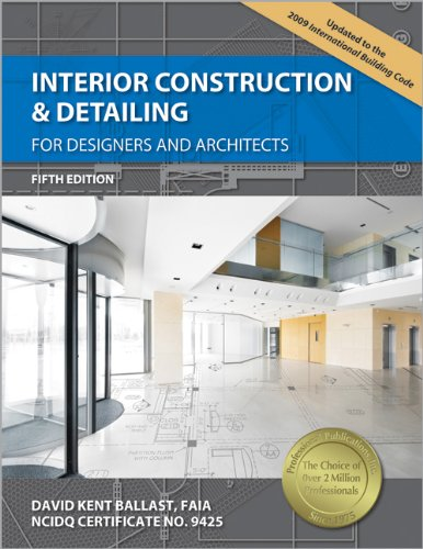 Interior Construction & Detailing for Designers and...