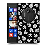 Head Case Black Background Skull Pattern Back Case Cover For Nokia Lumia 1020