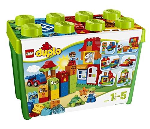 レゴ (LEGO) デュプロ みどりのコンテナスーパーデラックス 10580...