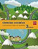 img - for Ciencias sociales. 3 Primaria. Savia. Navarra book / textbook / text book