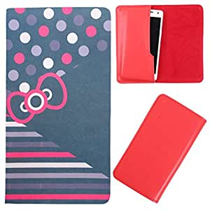 DooDa - For Samsung Galaxy Note 2 PU Leather Designer Fashionable Fancy Case Cover Pouch With Smooth Inner Velvet