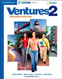 img - for Ventures Level 2 Teacher's Edition with Assessment Audio CD/CD-ROM book / textbook / text book