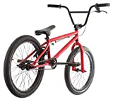 Framed Verdict Blank Mens BMX Bike Red 20""