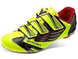 V Flash Cycling Shoes Fluorescent 37 M EU / 5 D(M) US