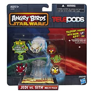 Star Wars Angry Birds Multipack