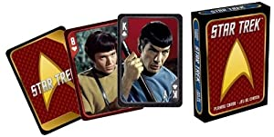 Star Trek Original Series Playing Card Game