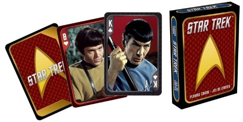 Star Trek Playing Cards - 1