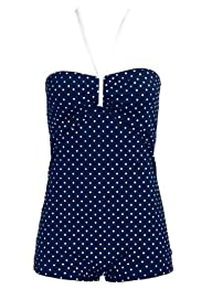 PinupClothingOnline Women's Polka Dot…