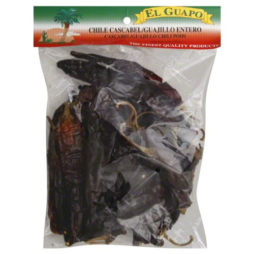 El Guapo Guajillo, 6-Ounce (Pack of 6)