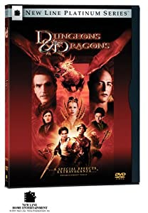 Dungeons & Dragons (New Line Platinum Series)