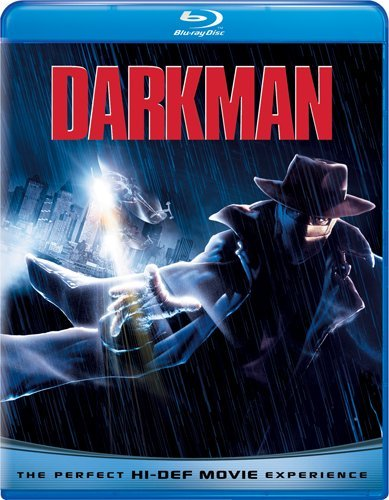 Cover art for  Darkman [Blu-ray]