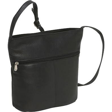 Le Donne Leather Convertible Backpack Shoulder Bag 112