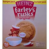 Farleys Original Rusks - 1 x 18's