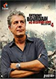 Anthony Bourdain: No Reservations Collection 4 [DVD] [2009] [Region 1] [US Import] [NTSC]