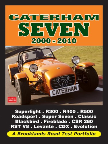 Caterham 7 Csr 260. Caterham Seven Road Test