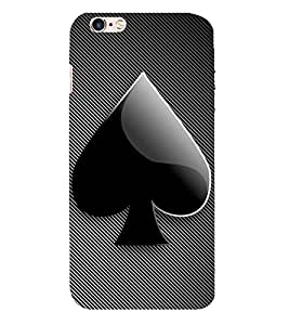 Doyen Creations Printed Back Cover For Apple Iphone 6 Plus