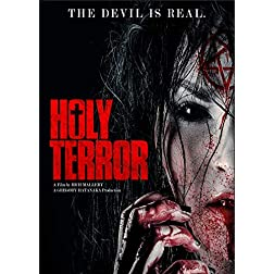 Holy Terror [Blu-ray]