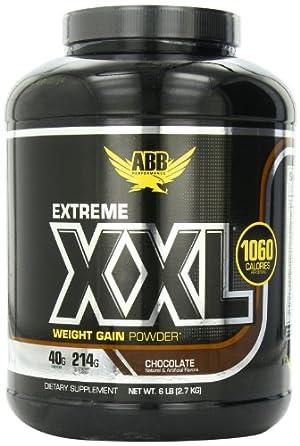 American Body Building Extreme XXL, Chocolate, 6-Pound Tub